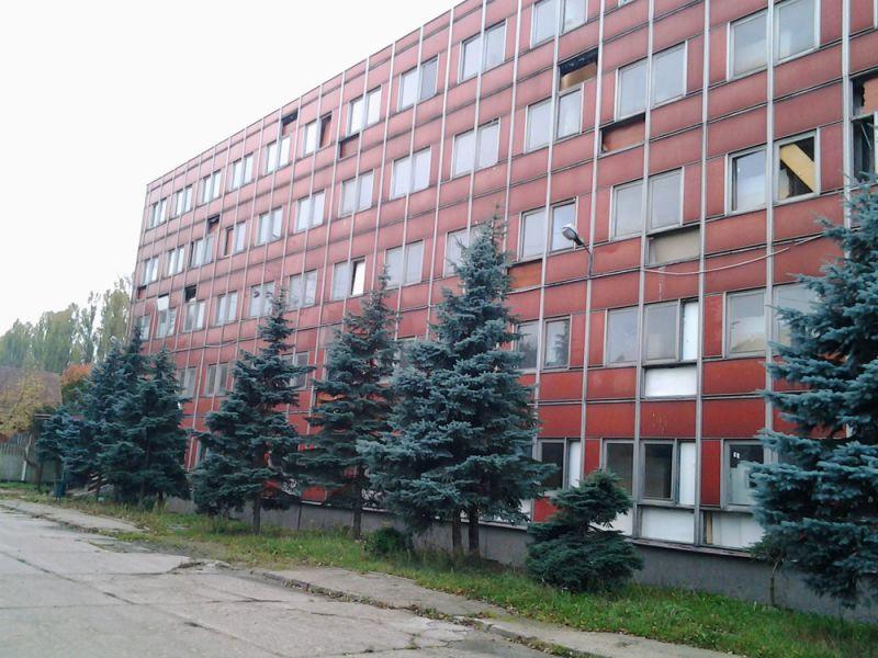 Galeria Rozbiórka budynku typu LIPSK Warszawa