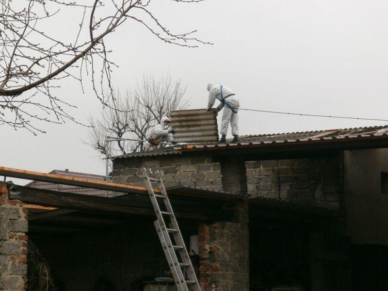 Galeria Usuwanie azbestu Opole